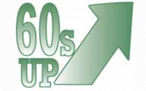 60s Up Movement Logo