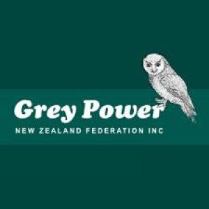 GreyPower Logo