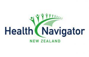 HealthNavigatorNZ Logo